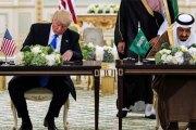 États-unis:L'accord de vente de 110 milliards de dollars d'armes en Arabie saoudite était une fausse nouvelle