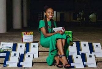A 26 ans, elle décroche 10 prix et devient meilleure cardiologue pour enfants au Ghana !