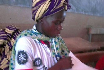 BEPC 2017 à Rollé : Balguissa Ouermi, la courageuse mère est admise