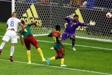 Coupe des confédérations/ Le Cameroun tombe face au Chili