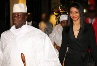 Gambie : L'épouse de Jammeh demande le divorce