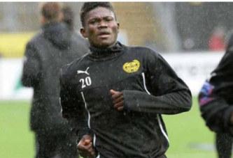 Deux ans de prison pour un footballeur ghanéen pour avoir vi*olé sa femme
