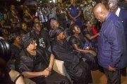 Ghana-  Décès du Capitaine Maxwell Mahama : Le Président ghanéen Nana Akufo Addo rend visite à  la famille et prend des mesures fortes