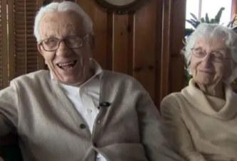 Ils sont mariés depuis 83 ans, aujourd'hui ils veulent donner ses conseils à tous les couples
