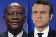 Côte d'Ivoire – France : Tête-à-tête Ouattara-Macron le 11 juin prochain