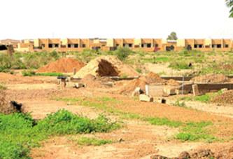 Commune de Saaba : L'eldorado des sociétés immobilières