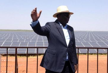 Solaire/La plus grande centrale d'Afrique de l'Ouest se trouve au Sénégal