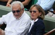 Dominique Strauss-Kahn réapparaît... à Roland-Garros !