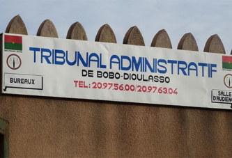 Contentieux électoral à Dandé: le MPP perd son procès contre le haut-commissaire du Houet