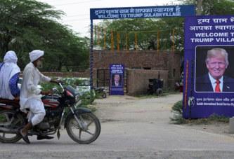Un village baptisé «Trump» en Inde
