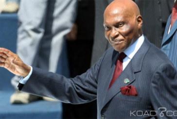Sénégal: Elections législatives, l'ancien Président Wade acte son retour au pays