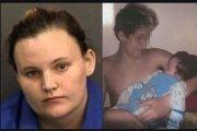Une jeune femme de 22 ans enceinte d'un garçon de 11 ans