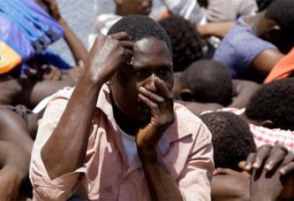 Migrants en Méditerranée: «La mort n'est pas quelque chose qui nous effraie»