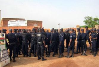 Compte 49 de la police nationale: un rassemblement prévu au camp CRS