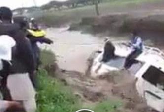 Coulée de boue en Sierra Leone ( Vidéo)