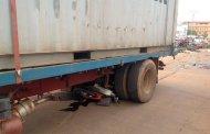 Ouagadougou: un camion fou sème la mort en tuant 4 personnes