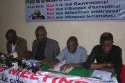 Burkina Faso: 10 000 personnes attendus pour un meeting de protestation à la Place de la Nation