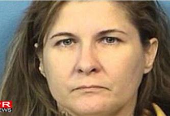 Etats Unis : Elle égorge sa fille et écrit «Satan» avec son sang