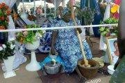 No comment - Ghana : Exposition du corps d'une dame lors de ses funérailles