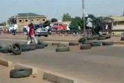 Burkina Faso: Vidéo de  la manifestations des pro-kolglwéogos