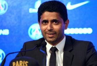 Mercato: Nasser Al Khelaïfi, le président du PSG est à Madrid…les raisons