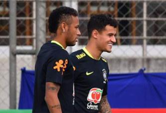 Neymar à Coutinho: «Ne va pas au Barça»