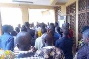 Région du Centre –Ouest : des enseignants du primaire battent le pavé pour devenir professeur de lycées et collèges