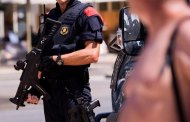 Attentat en Espagne : un seul policier abat quatre terroristes