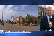 Burkina Faso : les consignes du Quai d'Orsay aux ressortissants français