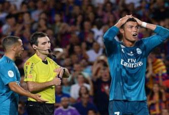 Real Madrid: Cristiano écope de 5 matches de suspension. Voici les amendes que vont payer le club et le joueur!