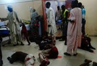 Nigeria: Des femmes kamikazes font 28 morts et plus de 80 blessés à Mandarari