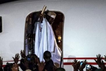 Gambie : Plus de passeport diplomatique pour Yahya Jammeh