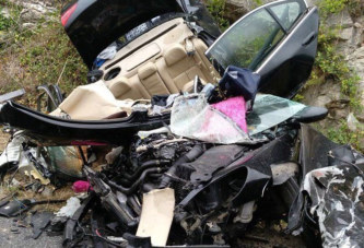 Espagne / Une famille entièrement dévastée par un accident de la route