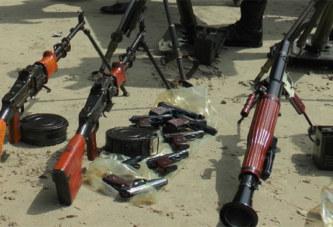 Côte d'Ivoire: une cache d'armes découverte à Abidjan