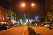 Avenue Kwameh N'krumah: C'était la débandade totale!!