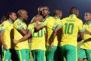 Mondial 2018 : liste de l'Afrique du Sud contre le Burkina Faso