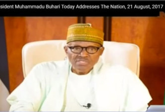 Nigeria: Dans un discours télévisé, le Président passe sous silence son état de santé et provoque la polémique