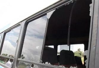Un car qui a quitté le Burkina Faso pour la Côte d'Ivoire attaqué à Bouna