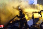 France:Un mari met le feu à sa femme avant de s'immoler en France