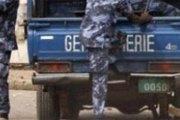 Côte d'Ivoire: La brigade de Songon attaquée, un gendarme grièvement blessé, des armes emportées