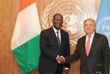 Côte d'Ivoire: Depuis New York, Ouattara refuse de se prononcer sur ses rapports avec Soro