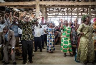 Un homme meurt dans un camp de prières, le pasteur arrêté