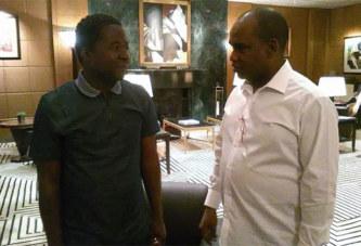New York: bien rétabli, Souleymane Porgo envisage un voyage au Burkina Faso
