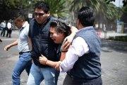 Un puissant séisme secoue la ville de Mexico