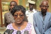 Arrestation de Nathalie Somé, présidente du CSC: Le Parquet confirme et explique