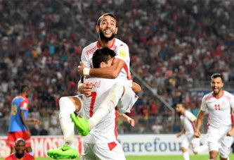 Mondial 2018 : la Tunisie s'offre la RDC !