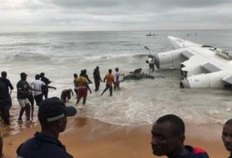Côte d'Ivoire : crash mortel d'un avion à Abidjan, quatre morts et plusieurs blessés