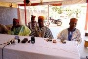 Meeting du CED: le Naaba Kiiba de Tampouy met en garde Pascal Zaïda