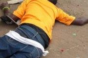 Côte d'Ivoire: Ivre un jeune homme chute d'un escalier et meurt