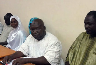 Meeting du 21 octobre prochain : « …Cette fois-ci s'il y a un débordement, les commerçants vont riposter »,  Inoussa KABORE